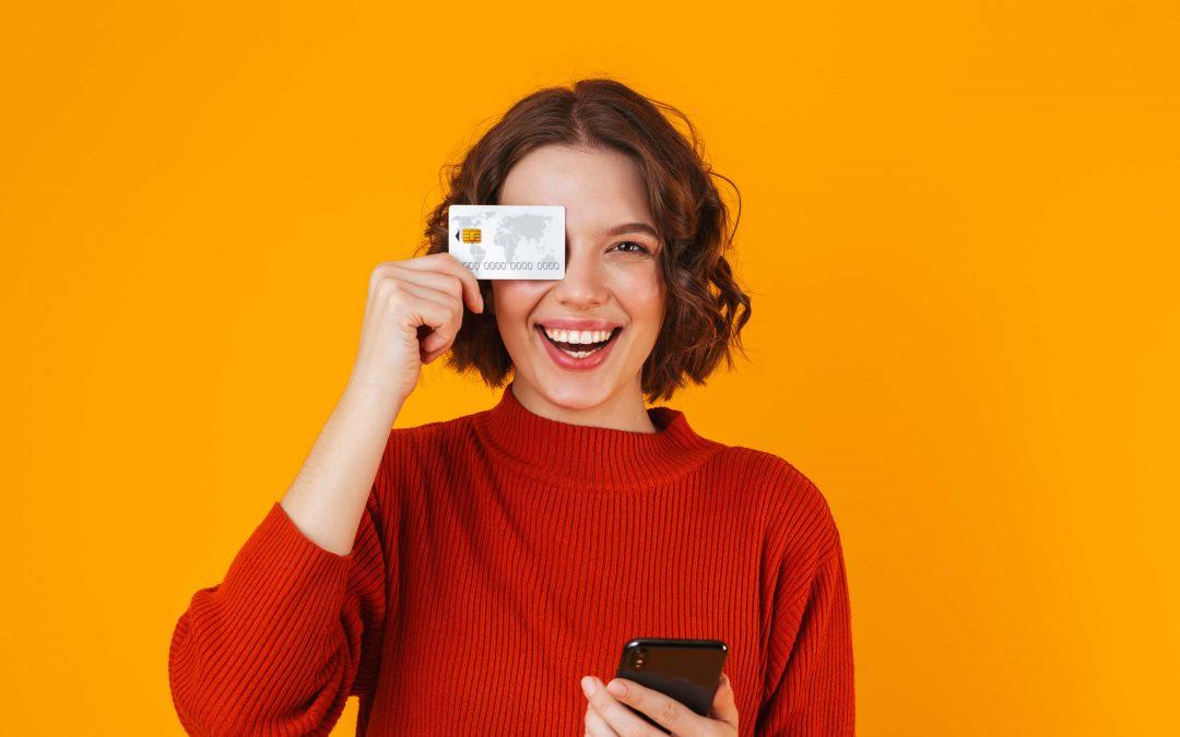 Tar du kredittkort?