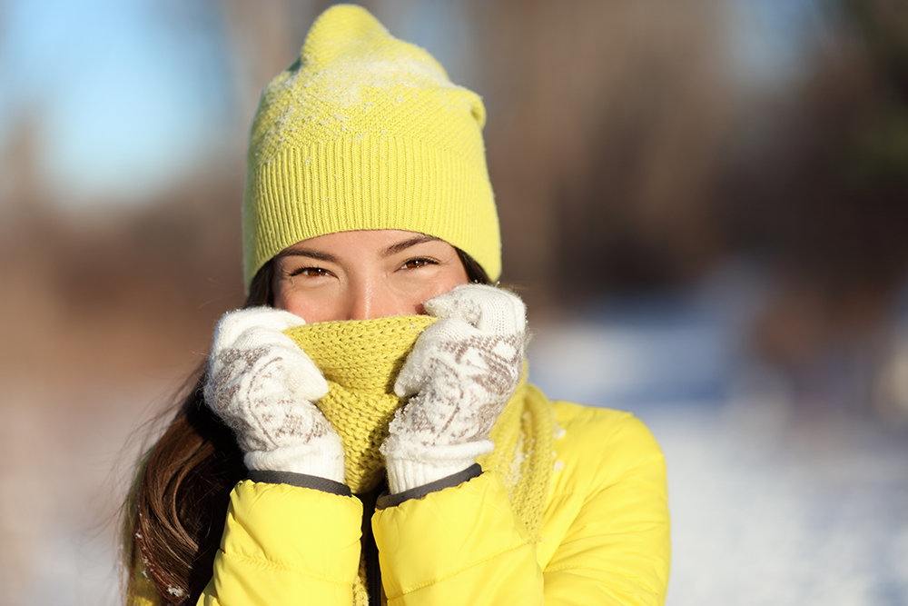 Hva bør du vite om pleie til vinterhud?