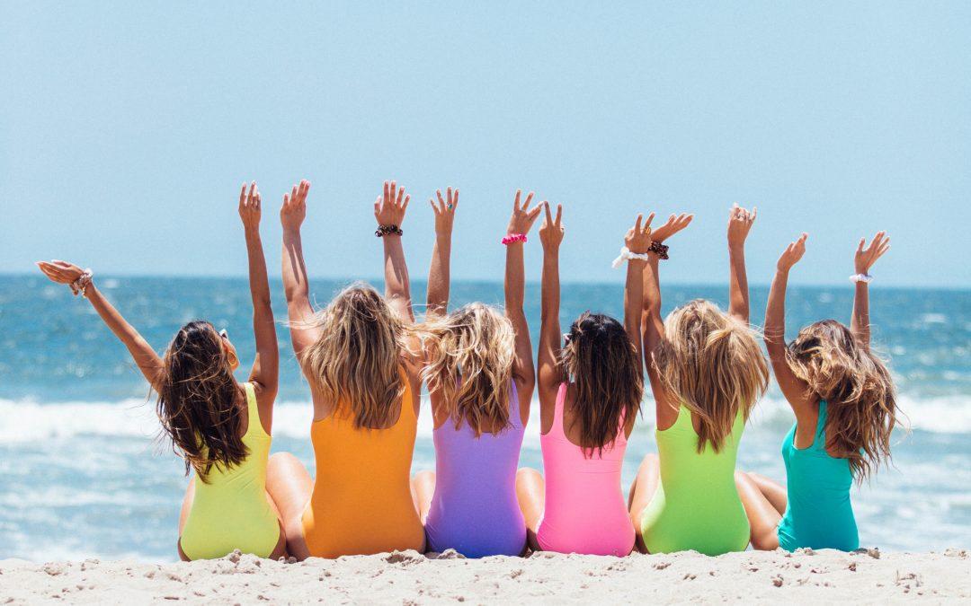 God hårpleie om sommeren
